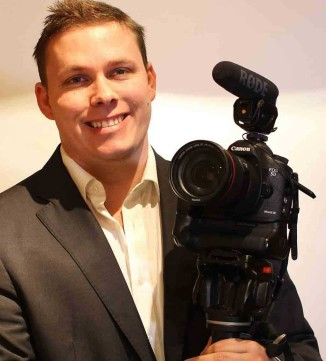 Mark Drew Fisher videographer